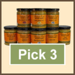 Nan's Mustard Blends - Pick 3!