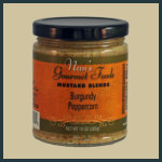 Nan's Burgundy Peppercorn Mustard Blend